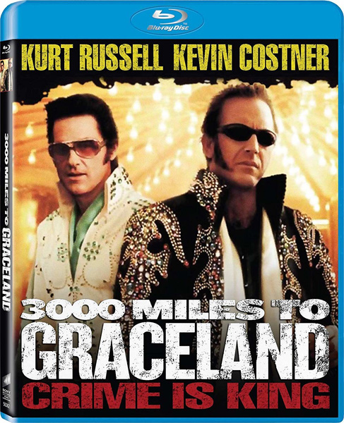 3000 миль до Грейслэнда / 3000 Miles to Graceland (2001) BDRip 720p, 1080p, BD-Remux