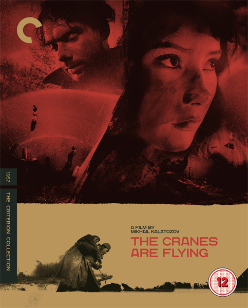 Летят журавли / The Cranes are Flying (1957) [Criterion] BDRip 720p, 1080p, BD-Remux