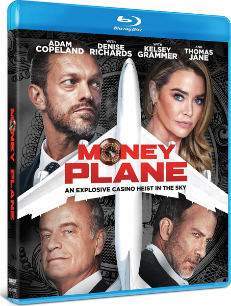 Денежный самолёт / Money Plane (2020) BDRip 720p, 1080p