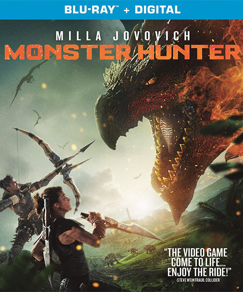 Охотник на монстров / Monster Hunter (2020) BDRip 720p, 1080p, BD-Remux, Blu-Ray CEE