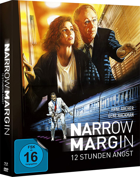 Узкая грань / Narrow Margin (1990) BDRip 720p, 1080p, BD-Remux