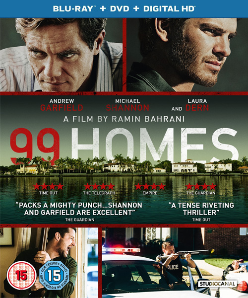 99 домов / 99 Homes (2014) BDRip 720p, 1080p