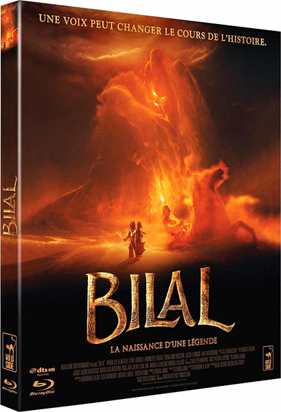 Билал / Bilal: A New Breed of Hero (2015) BDRip 720p, 1080p, BD-Remux