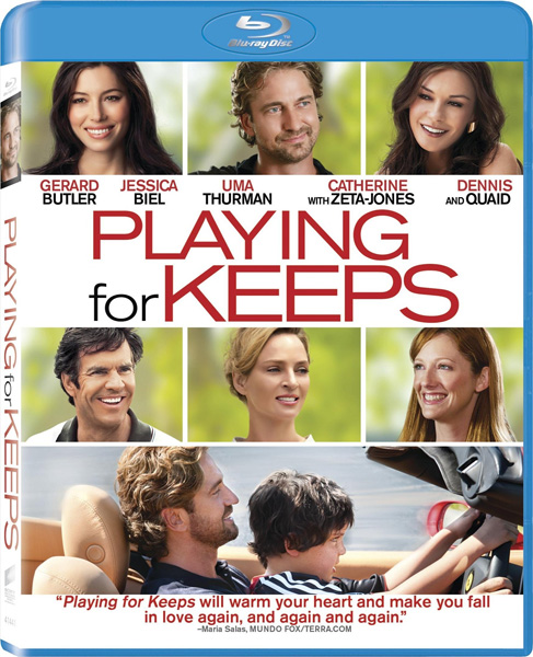 Мужчина нарасхват / Playing for Keeps (2012) BDRip 720p, 1080p, BD-Remux