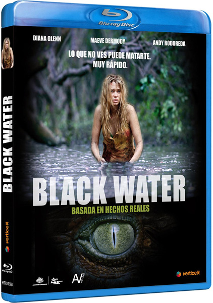 Хищные воды / Black Water (2007) BDRip 720p, 1080p, BD-Remux