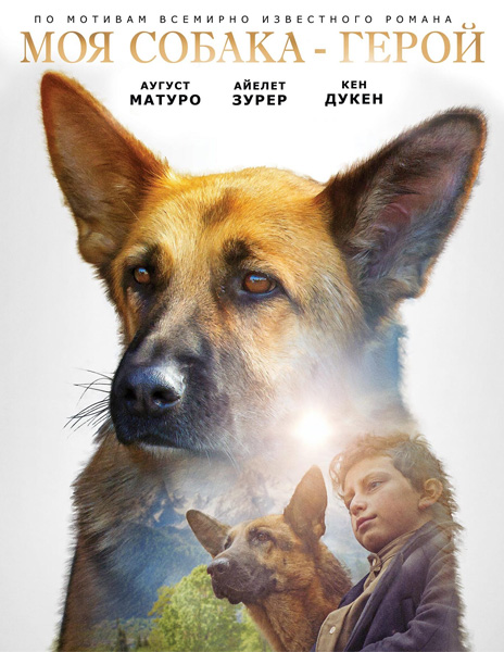 Моя собака — герой / Shepherd: The Story of a Jewish Dog (2019) WEB-DL 1080p