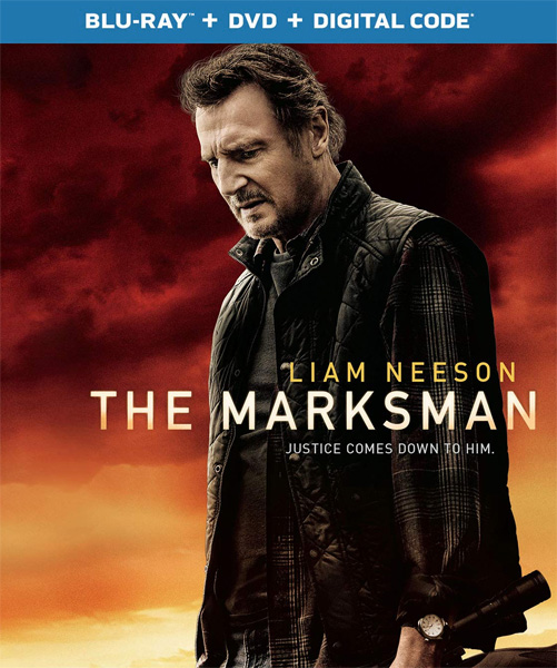 Заступник / The Marksman (2021) BDRip 720p, 1080p