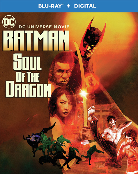 Бэтмен: Душа дракона / Batman: Soul of the Dragon (2021) BDRip 720p, 1080p