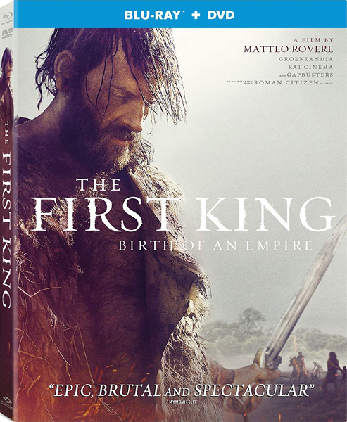 Первый король Рима / The First King / Il primo re (2019) BDRip 720p, 1080p, BD-Remux