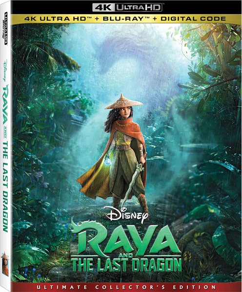 Райя и последний дракон / Raya and the Last Dragon (2021) BDRip 720p, 1080p, BD-Remux, 4K HDR WEB-DL 2160p